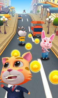 Pet Run: Talking Cat Apk - Free Download Android Game