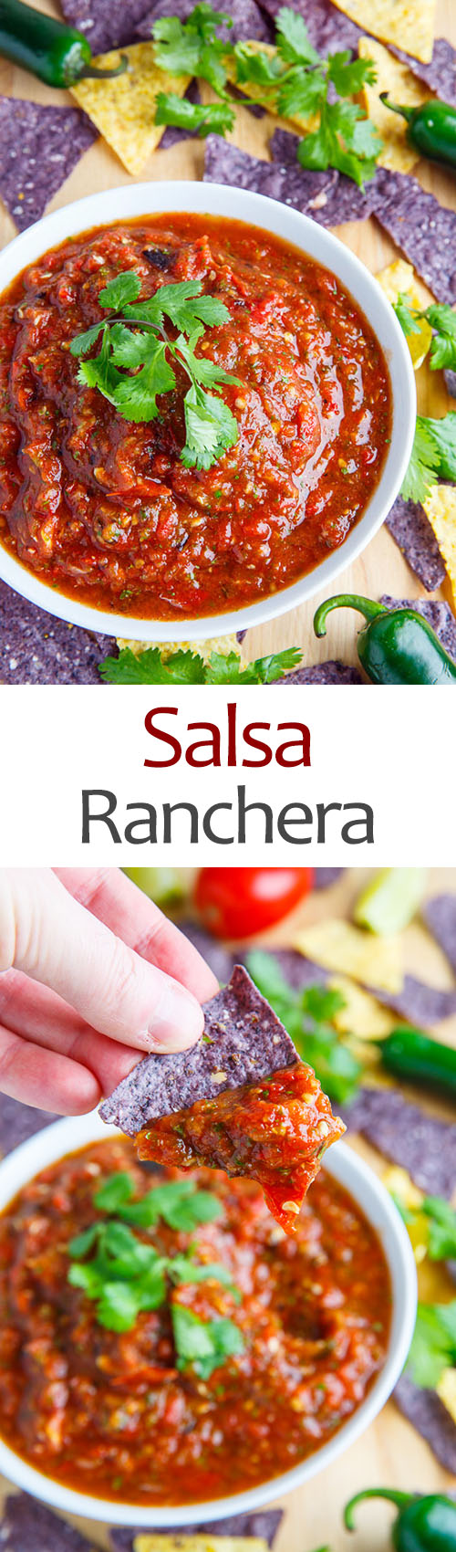 Salsa Ranchera on Closet Cooking