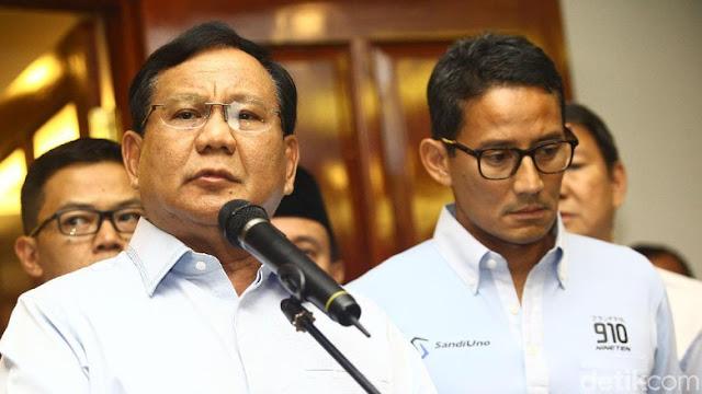 Gerindra Heran Megawati Ngaku Tak Pernah Dengar Program Prabowo