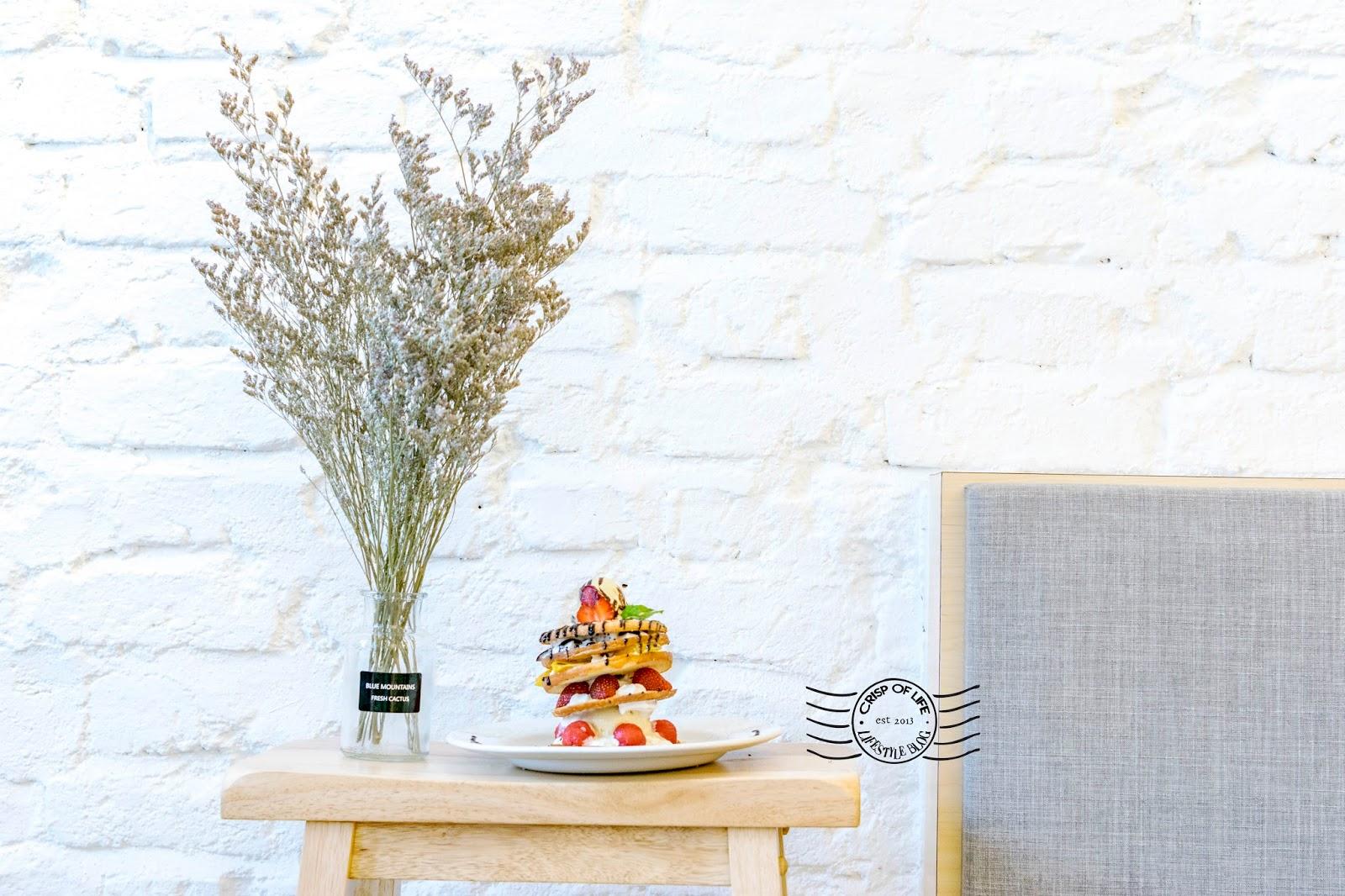 The Craftisan Cafe's New Dessert
