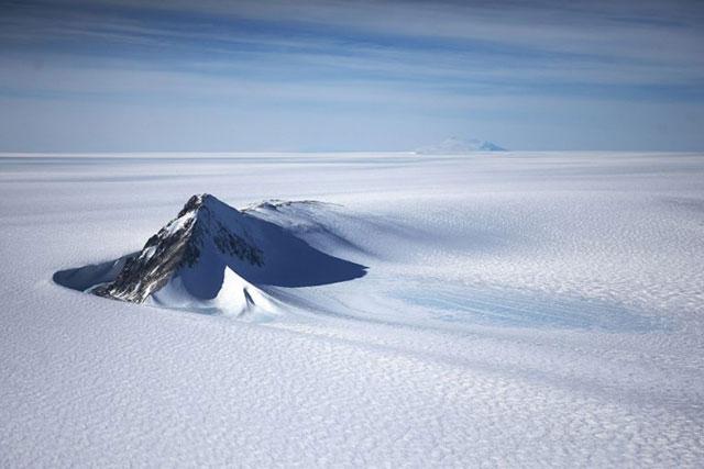 Peradaban Kuno Pernah Membangun Piramida Di Antartika