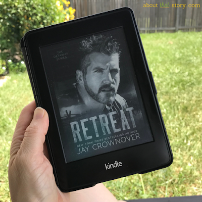 Book Review: Retreat (Getaway #1) by Jay Crownover | About That Story
