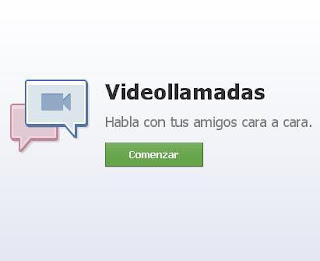 Video llamada de Facebook
