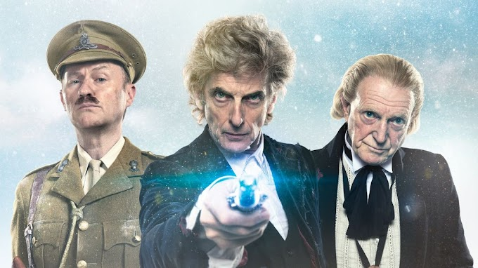 Doctor Who: Twice upon a time, adiós a Capaldi y Moffat