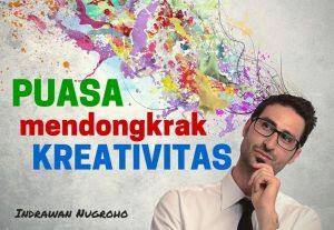 Tetap Kreatif di Bulan Ramadhan