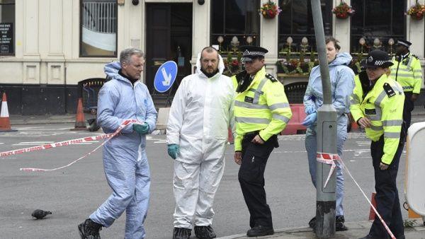 Liberan a todos los arrestados por atentado en Londres