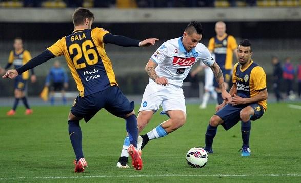 Prediksi Verona vs Napoli
