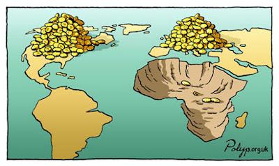 LE VERE RAGIONI DELL'EMIGRAZIONE AFRICANA: IL FURTO DELLA TERRA