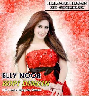 Lirik Lagu Elly Noor - Kopi Dingin
