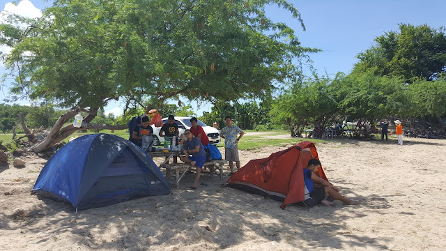 beach camp manuel uy calatagan