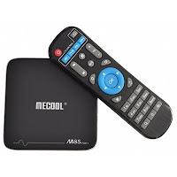 MECOOL M8S Pro+ TV Box