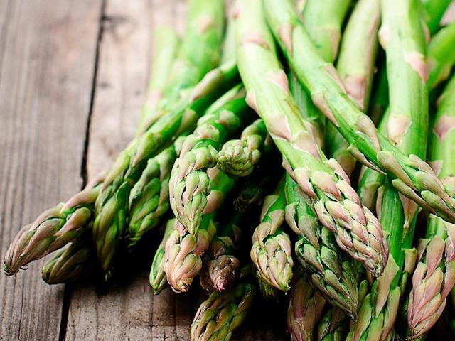 kandungan asam folat pada asparagus