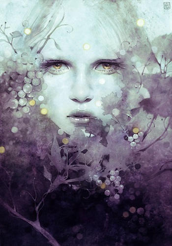 """Vine"" por Anna Dittmann 