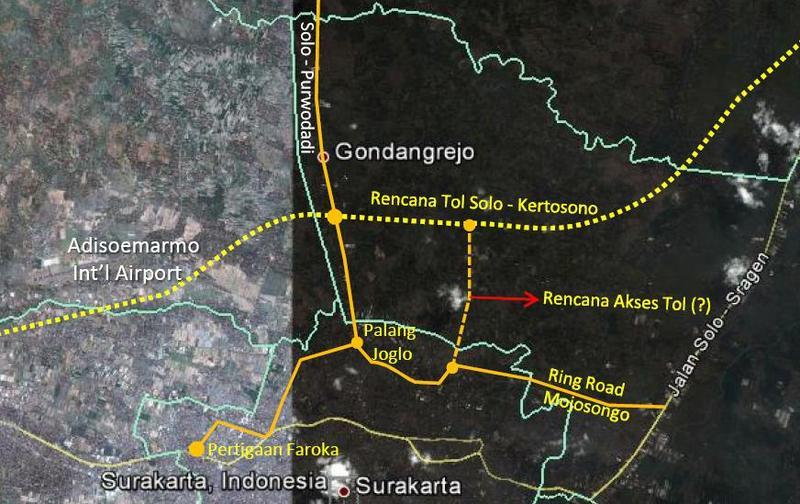 Info Harga Toko Bangunan Online Jalan Tol Solo Kertosono