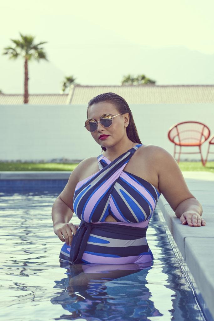 Promotional Image for Eloquii Plus Size Swimwear