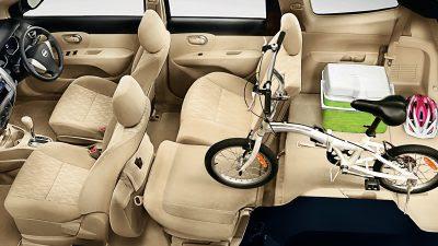 kabin evalia dengan kursi fleksibel - Nissan, Mobil Terbaik Pilihan Keluarga Indonesia - tuturahmad.blogspot.com