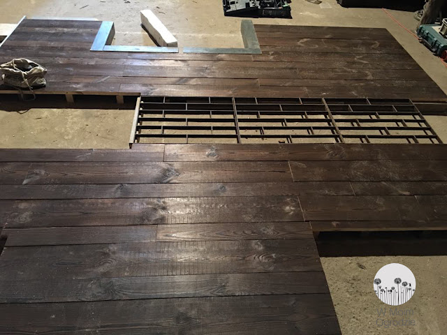warszawa tarasy drewniane