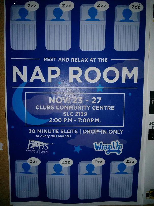 30 Extremely Intelligent School & University Ideas That Will Make You Jealous - My School Has A Nap Room