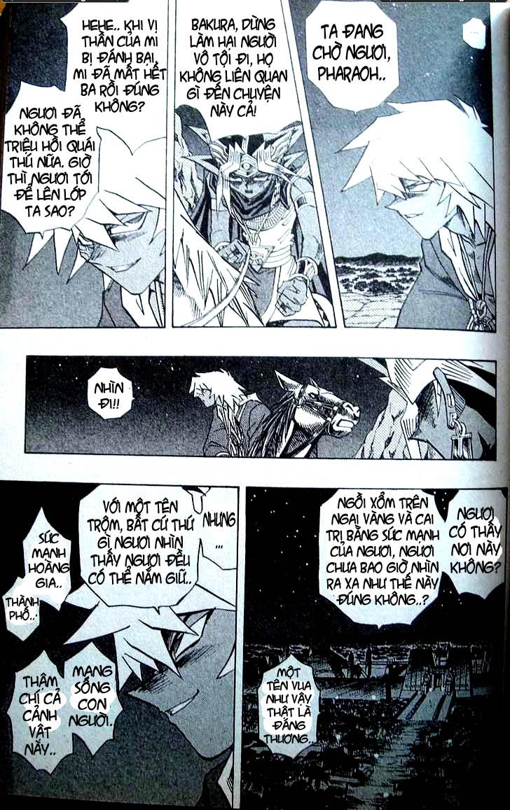 YUGI-OH! chap 307 - shadow fall!! trang 14