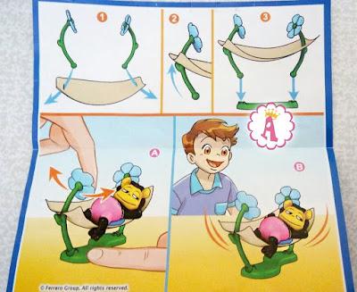 Как собрать гамак для пчелки из Kinder Maxi 2018