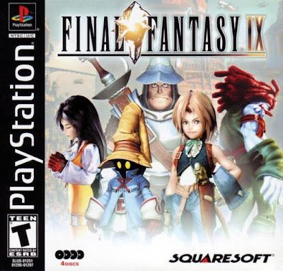 descargar final fantasy 9 psx mega