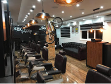 clear view of the male grooming centre of Good hair ltd
