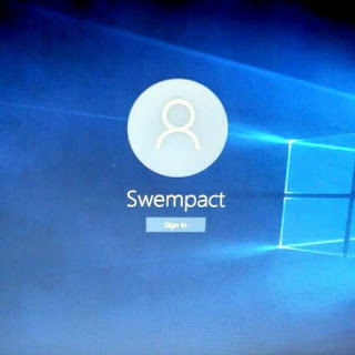 Cara Mudah Menghilangkan atau Menghapus Password Login Windows 10