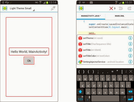 AIDE – Android IDE – Java, C++ | Terminal Game Free download
