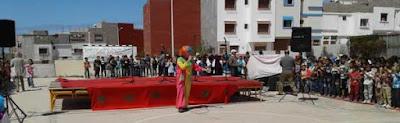 أكادير : المدير الإقليمي للتربية الوطنية يترأس بمدرسة الأطلس ايت الموذن فعاليات الإحتفال بيوم اليتيم بحضور شخصيات وازنة في المجال التربوي والجمعوي.