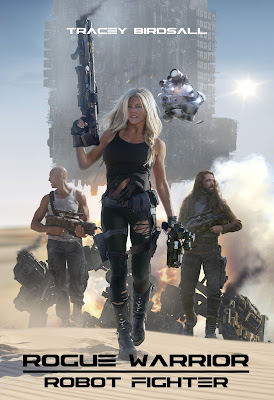Rogue Warrior: Robot Fighter Poster