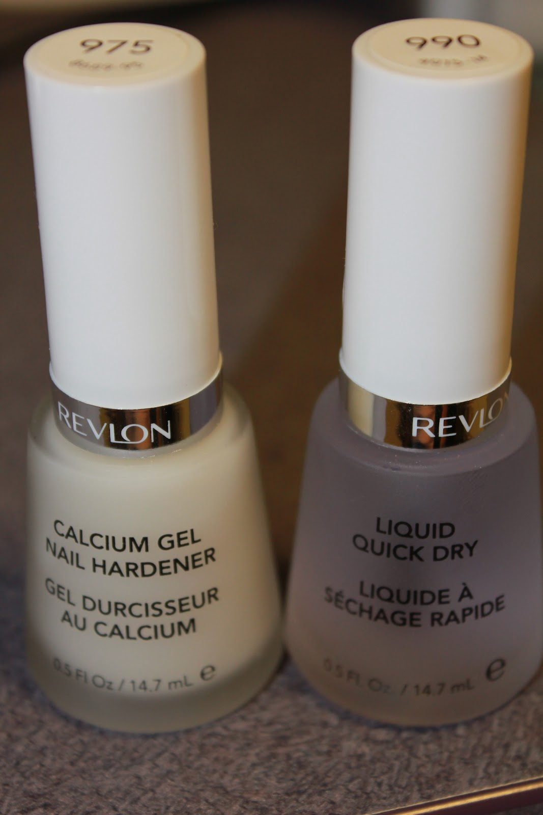 21 days of nails! Day1: Revlon Nail Treatments - The CSI Girls