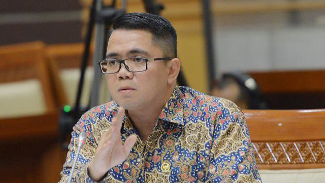 Rapat bersama Jaksa Agung, Anggota DPR: 'Ini Kementerian Agama bangs*t'