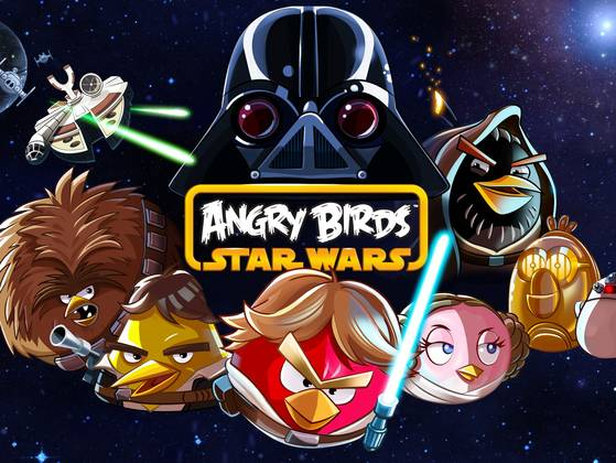 Angry Birds Star Wars For Blackberry 10