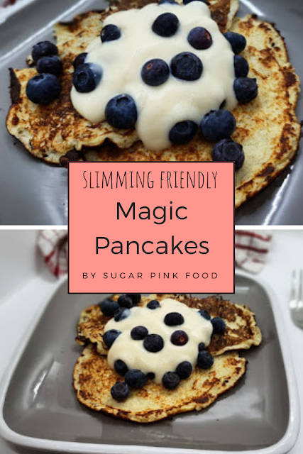 Extra Fluffy Magic Pancakes | Healthy Recipe slimming world reicpe