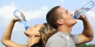 الافراط في شرب الماء يمكن أن يؤدي الى الإصابة بارتفاع ضغط الدم