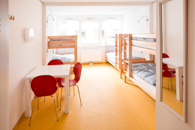 a&t Holiday Hostel Viena