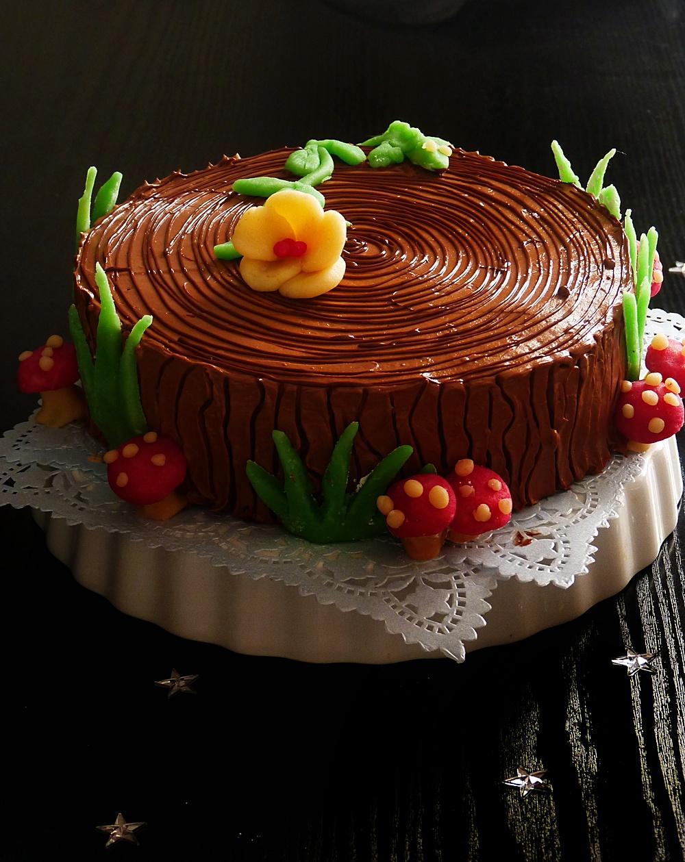 fatörzs torta képek Candy's: Karácsonyi torták  Fatörzs torta (műelemzés) fatörzs torta képek
