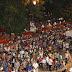 Alpha Tavera dio el Grito de Independencia  ante 4,200 personas
