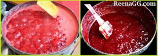 Home Made Strawberry Jam B