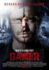 "Carátula del DVD: ""Gamer"""
