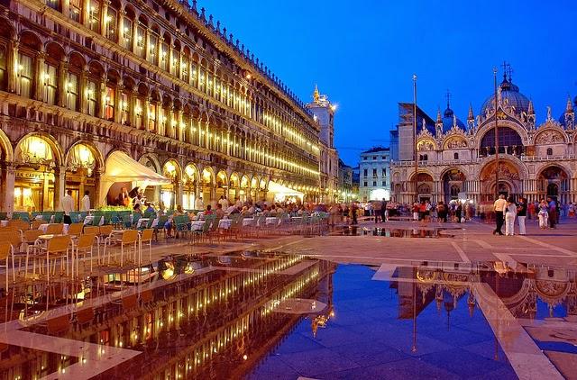 Venezia le foto più belle della quotcittà galleggiantequot Il