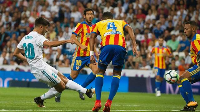 Donde Ver Real Madrid vs Valencia EN VIVO y en directo LaLiga 2018 Online