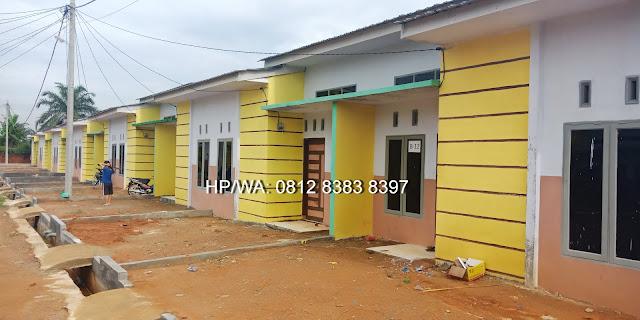 Jual Cepat Rumah Subsidi 130 JUTA Di Jl. Ujung Serdang Tanjung Morawa Medan Sumatera Utara