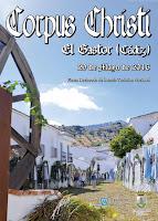 Fiesta del Corpus Christi 2016 - El Gastor