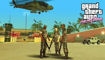 Grand Theft Auto: Vice City v1.07 Apk + Data for Android
