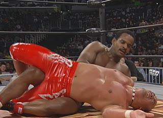 WCW Starrcade 1998 Review - Norman Smiley vs. Prince Iukea