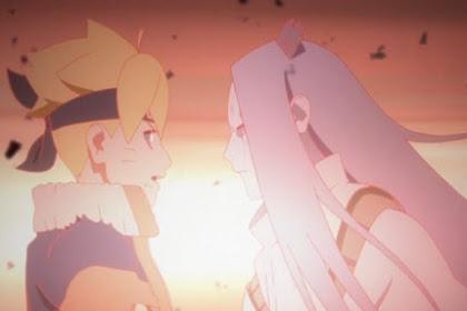 """Terjawab Sudah Mengapa Boruto Mendapatkan Segel """"Karma"""" Dari Momoshiki Di Episode 65!!"""