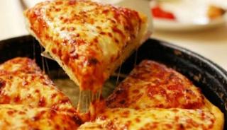 Φτιάξτε την πιο γρήγορη τραγανή ζύμη για πίτσα με 2 υλικά
