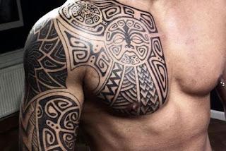 tatuaje maori 2