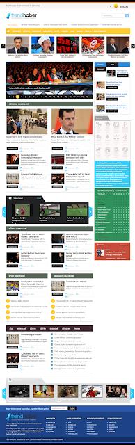 Wordpress Ninja Haber Teması